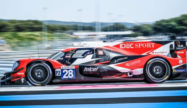 Memo Rojas arranca temporada en el circuito de Paul Ricard