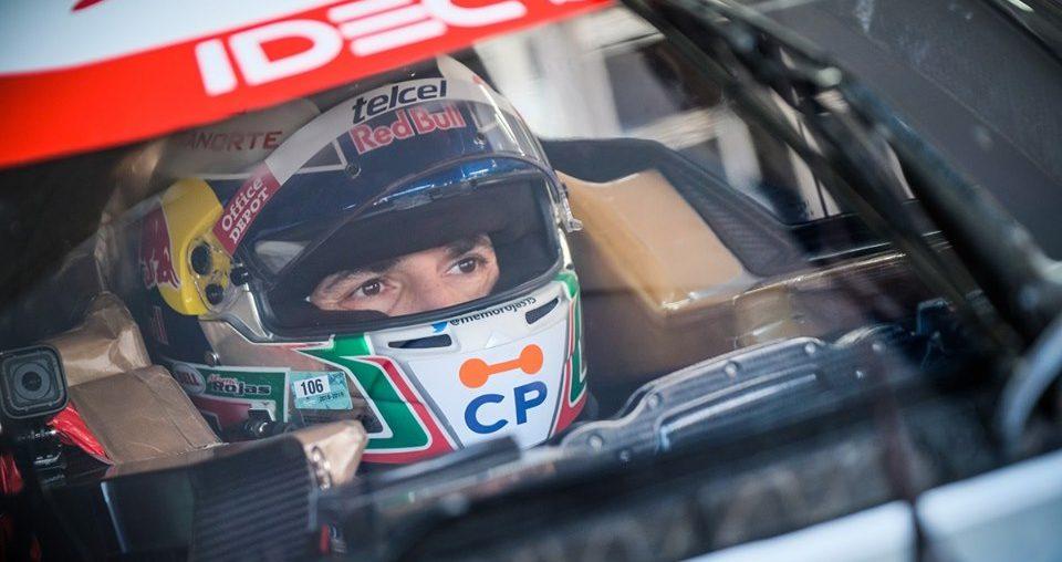 Viaja Memo Rojas rumbo a Monza para 2ª fecha de la ELMS