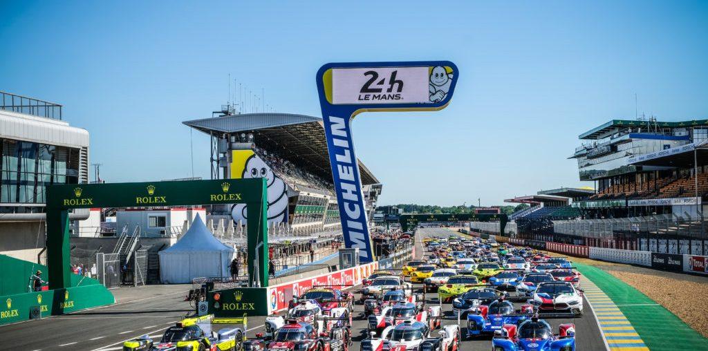Obtiene Memo Rojas información valiosa para Le Mans