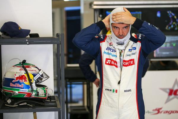 Partirá Memo Rojas de la tercera fila en Spa-Francorchamps
