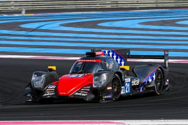 Décimo puesto para Rojas y equipo en tercera ronda de European Le Mans Series