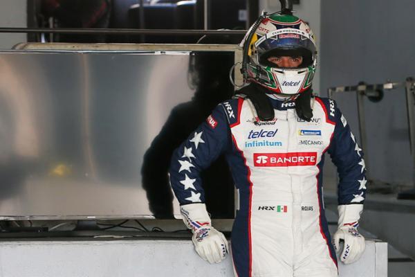 Llegó el momento más esperado para Memo Rojas: las 24 Horas de Le Mans