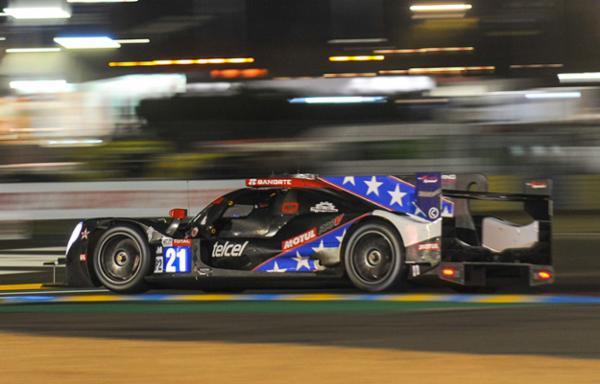 Tras prácticas y calificación, Memo Rojas considera tener auto competitivo para Le Mans