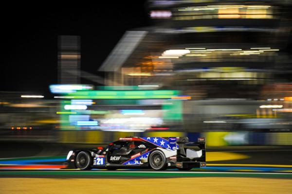 Fallas en el auto cortan aspiraciones de Memo Rojas en las 24 Horas de Le Mans