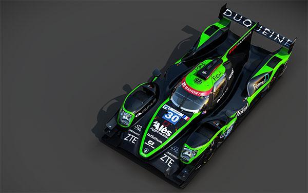 Prepara Memo Rojas el arranque de su temporada en European Le Mans