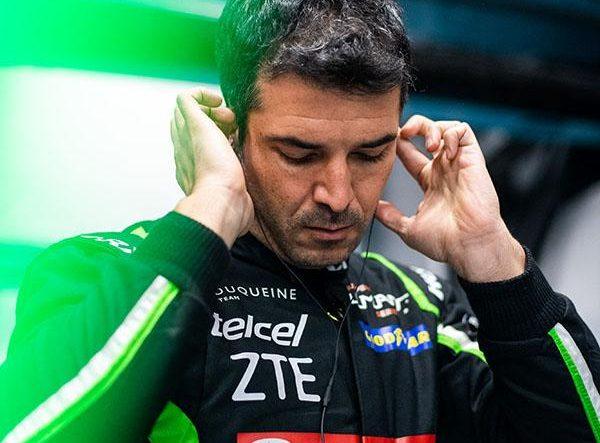 Trabaja Memo Rojas enfocado en carrera este viernes en Barcelona