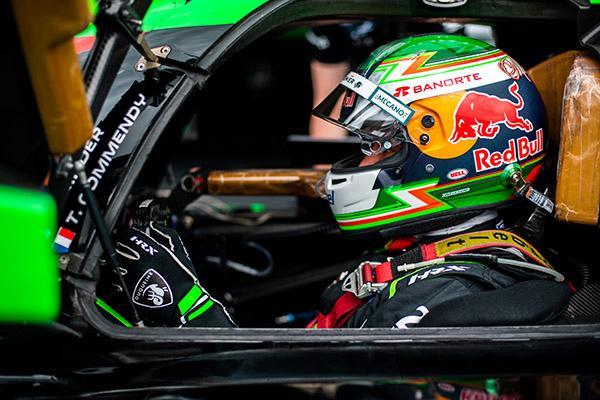 Cuenta Memo Rojas con auto competitivo para carrera en Paul Ricard
