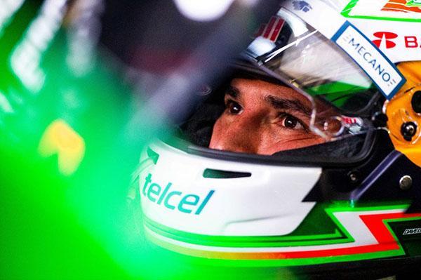 Cierra Memo Rojas en el top-10 de su clase las 24 Horas de Le Mans