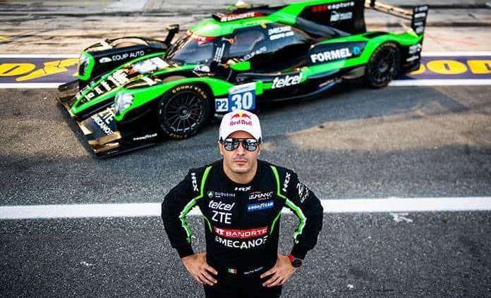 Llegó el momento para Rojas en las 24 horas de Le Mans